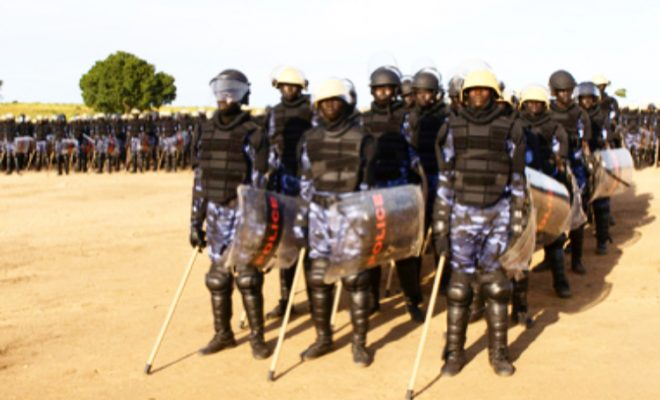 South Sudan beefs Up Security ahead of Christmas in Juba ...
